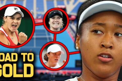 Naomi Osaka   Road to Gold : Tokyo 2021 Olympics   Tennis News